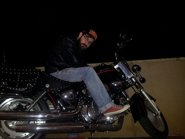 Uma moto por dia.